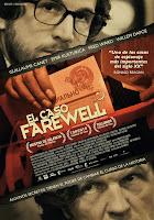 Cartel película El caso Farewell
