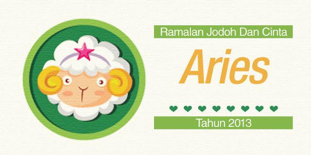 Bintang Aries : Ramalan Jodoh Dan Cinta Tahun 2013