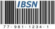 O NOSO ISBN