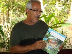 Laçamento do meu livro sobre Permacultura aplicada a agricultura familiar