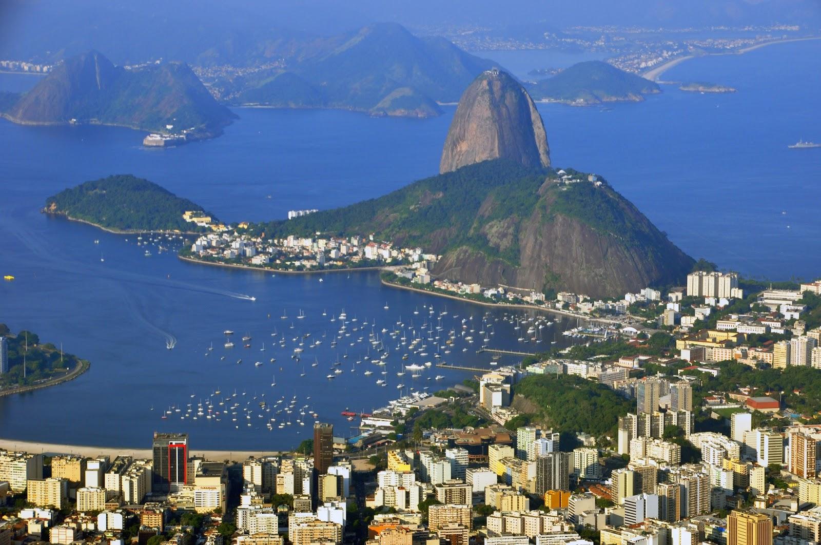 world travel brazil janeiro