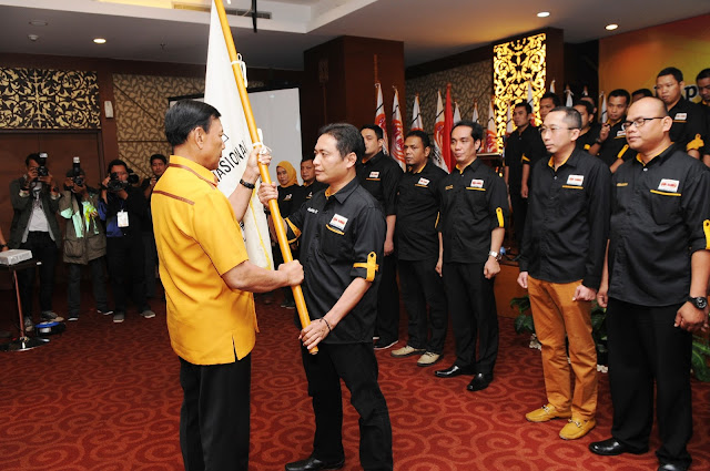 Wiranto : Gema Hanura harus seperti Bunga Teratai