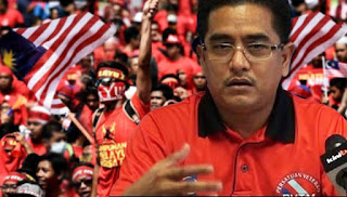 Ali Tinju ancam demo di Melaka