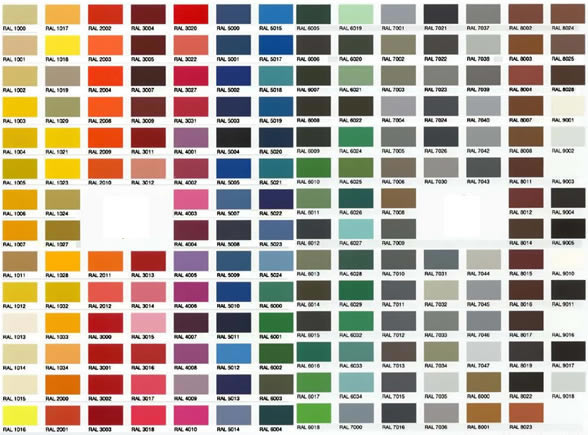 Met foras art culos gamas de colores for Gama colores pintura pared