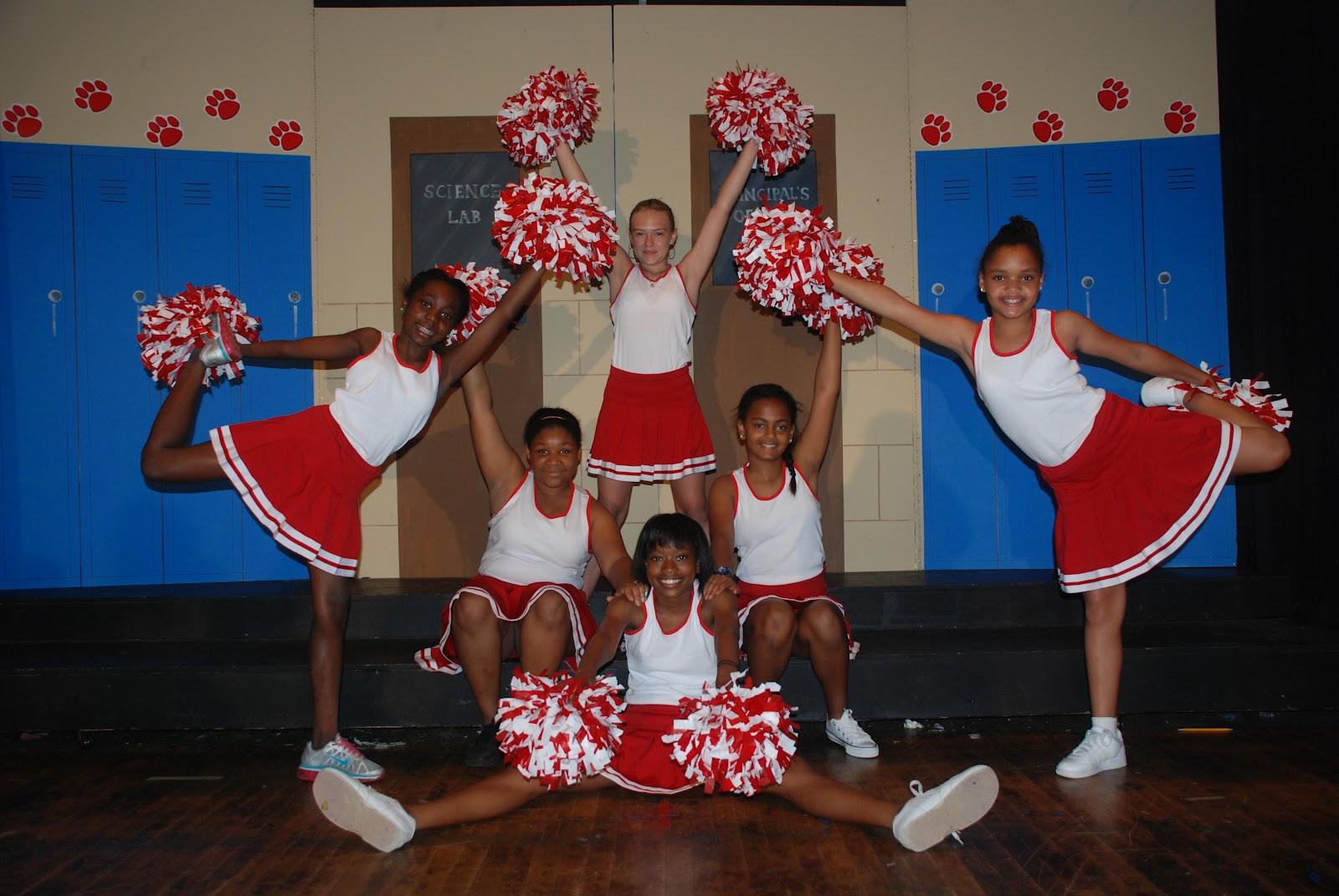 Night lights james dobson - Cheerleaders