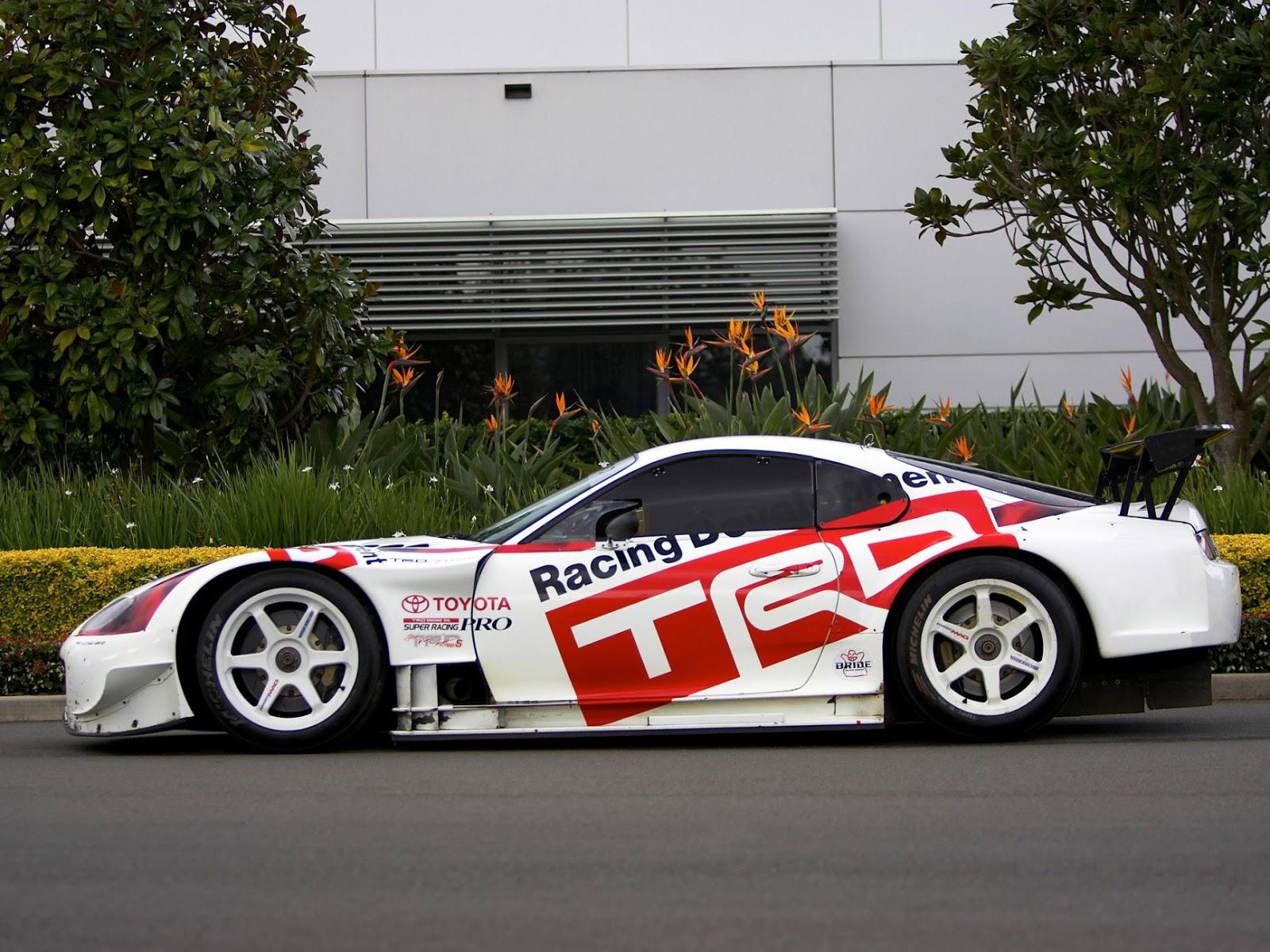 1995 Toyota Supra GT500 JGTC by TRD