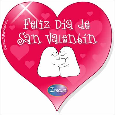Tarjetas de amor para San Valentín