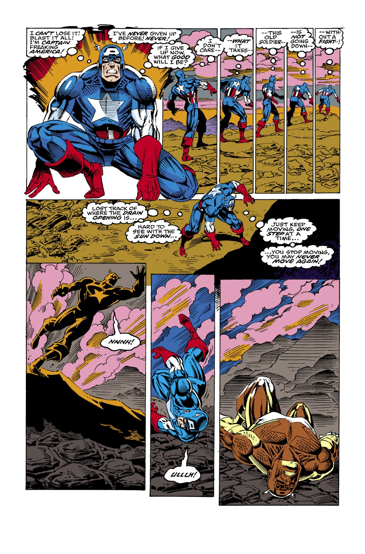 Captain America (1968) Issue #436 #386 - English 17
