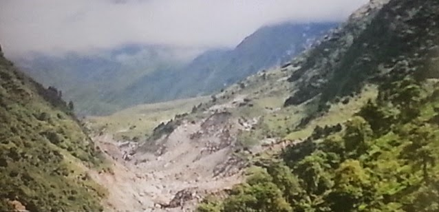 Uttarakhand Mountains Destroyed By Humans
