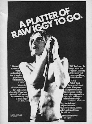 Iggy & the Stooges' Raw Power