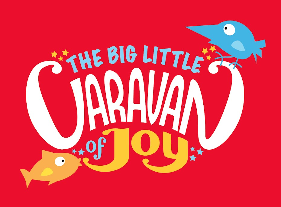 Sarina's Big Little Caravan of Joy and Painted Turtle Arts Camp