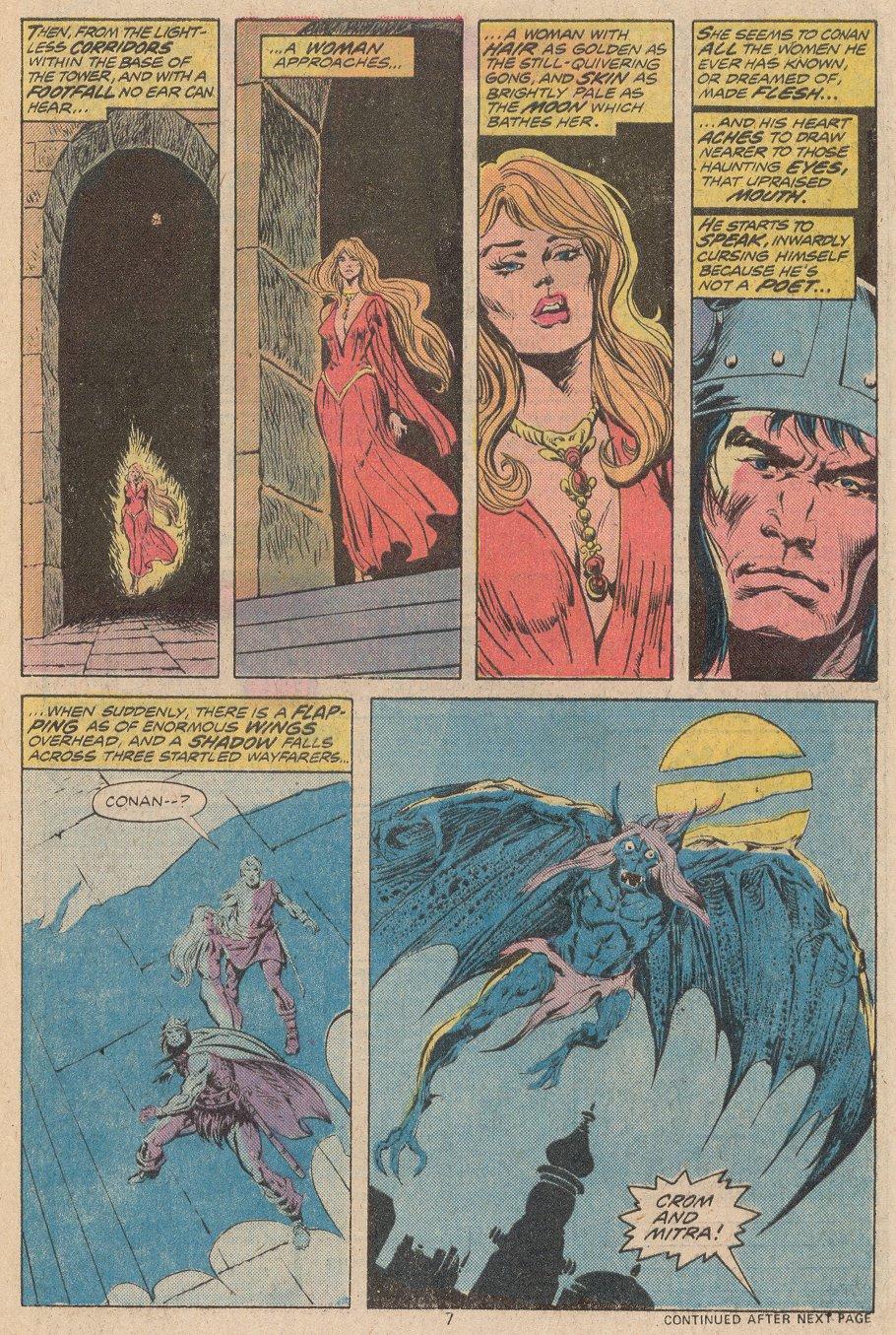Conan the Barbarian (1970) Issue #56 #68 - English 6