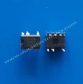 IC A6252M DIP-7 PIN