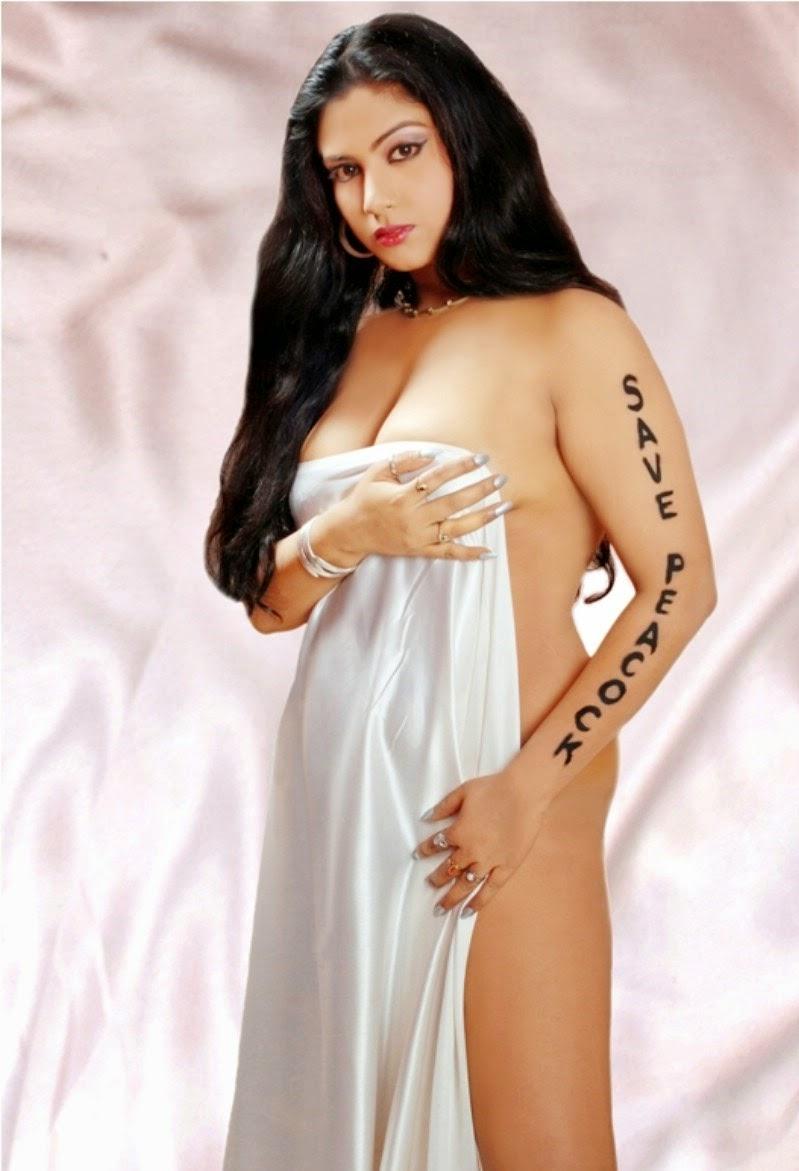 Kavita Radheshyam Nude Photoshoot