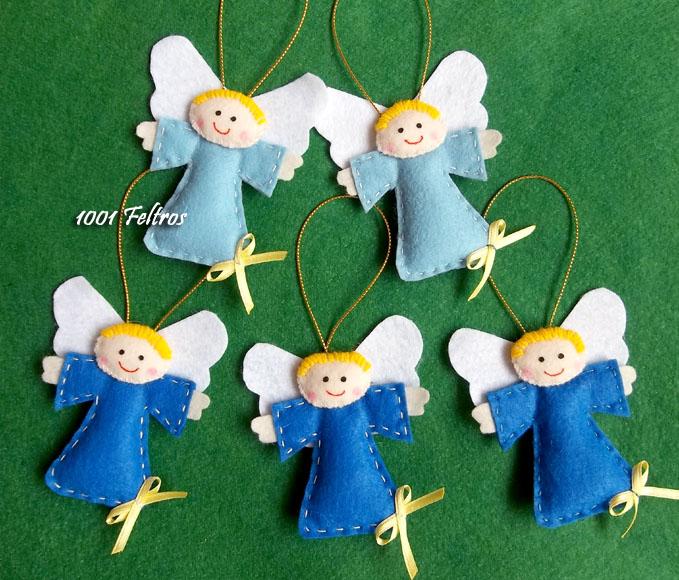 enfeite+natal+anjinho Enfeites e objetos para decoração de Natal