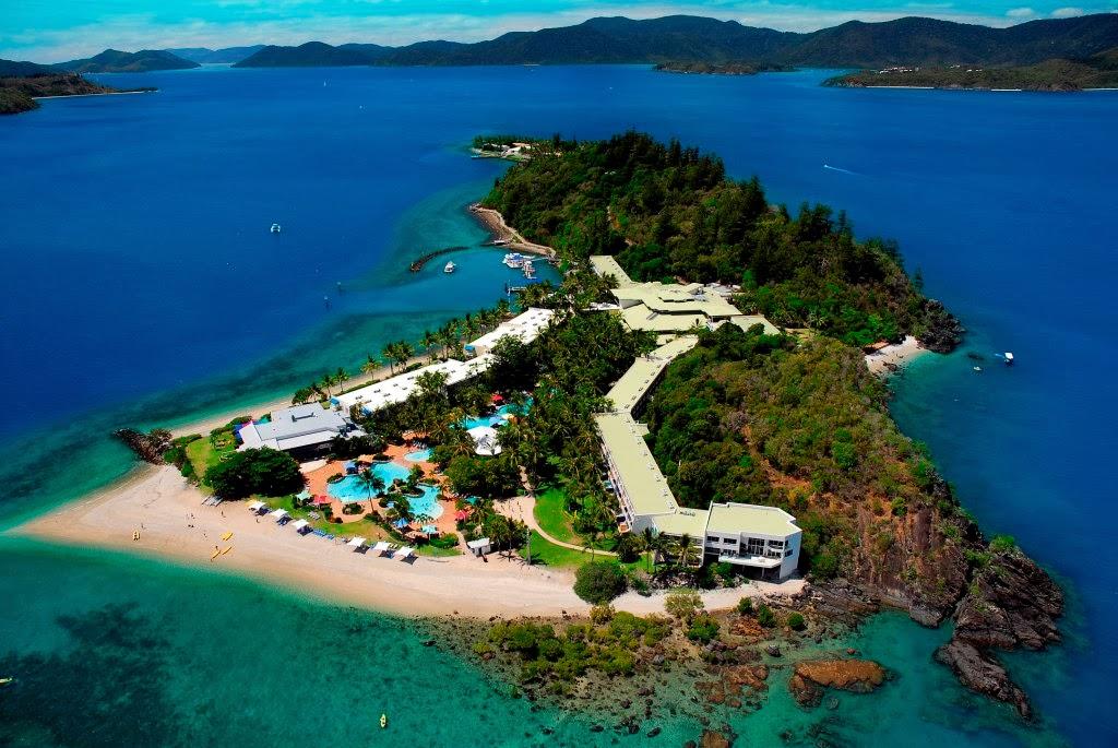 Daydream Island Australia Travel Guide Tourist