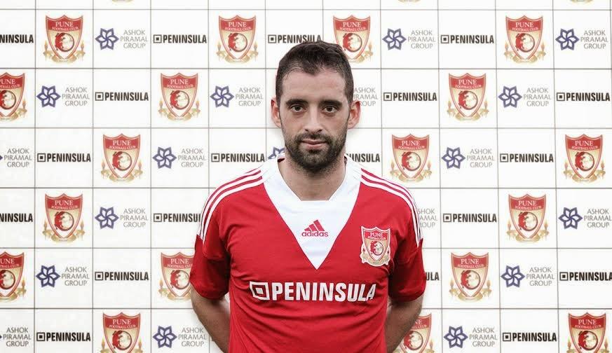 Pune FC sign Portuguese midfielder Marcelino