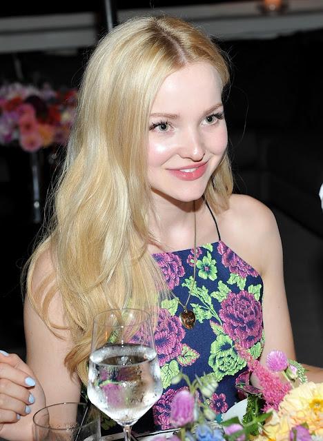 Actress, Singer @ Dove Cameron - Leggy at Teen Vogue Back-to-School Saturdays Party in LA