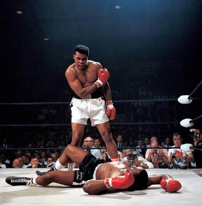 Ali vs. Liston, 1965