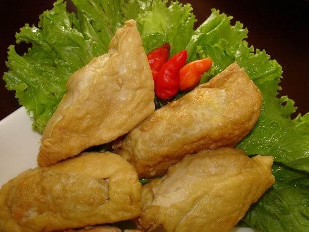 tahu isi aka tahu susur   Indonesian cooking   Tahu isi ...