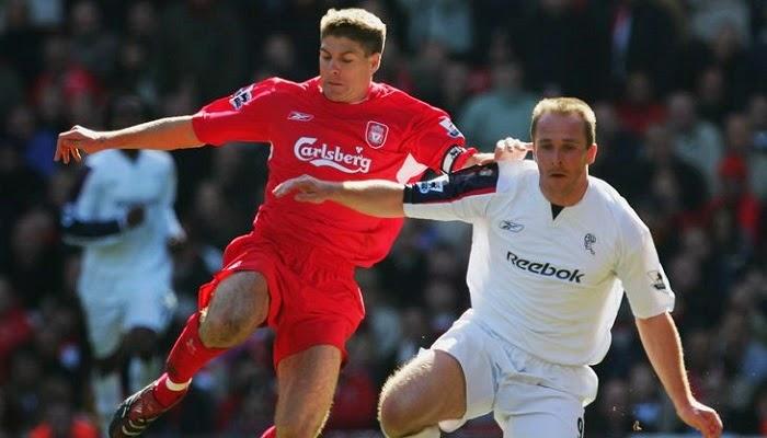 Liverpool vs Bolton Wanderers en vivo