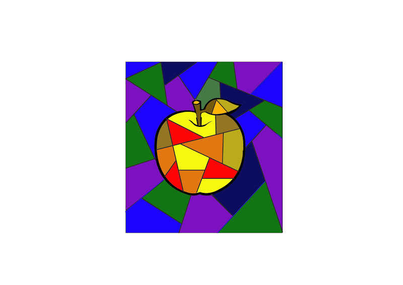 Le foglioline di bla bla ottobre 2012 for Disegni a colori caldi