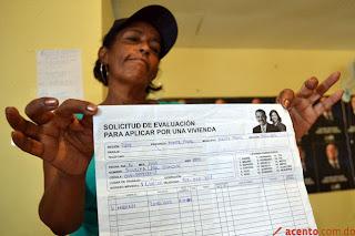 PRD denuncia PLD ofrece en Monte Plata casas del Estado a cambio de votos