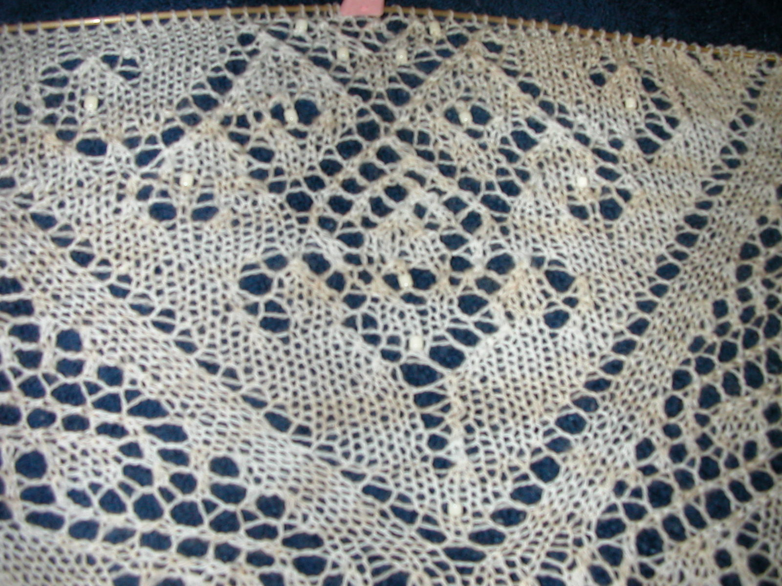 Knitting Patterns For Knit In Lace : Lace knitting-Knitting Gallery