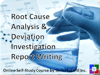 Root Cause Analysis - GMP Training