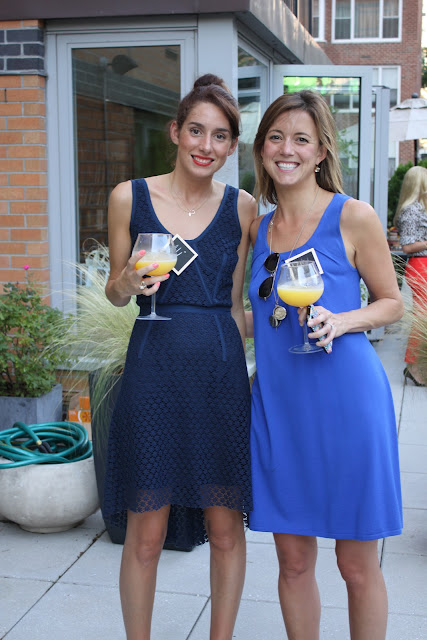Anthropologie ladies at the Mighty Happy book launch for Gretchen Rubin's new book Happier at Home
