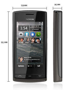 Nokia 500, Spesification, Price, Review