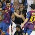 El Barcelona jugará con Messi, Villa y Cesc Fábregas