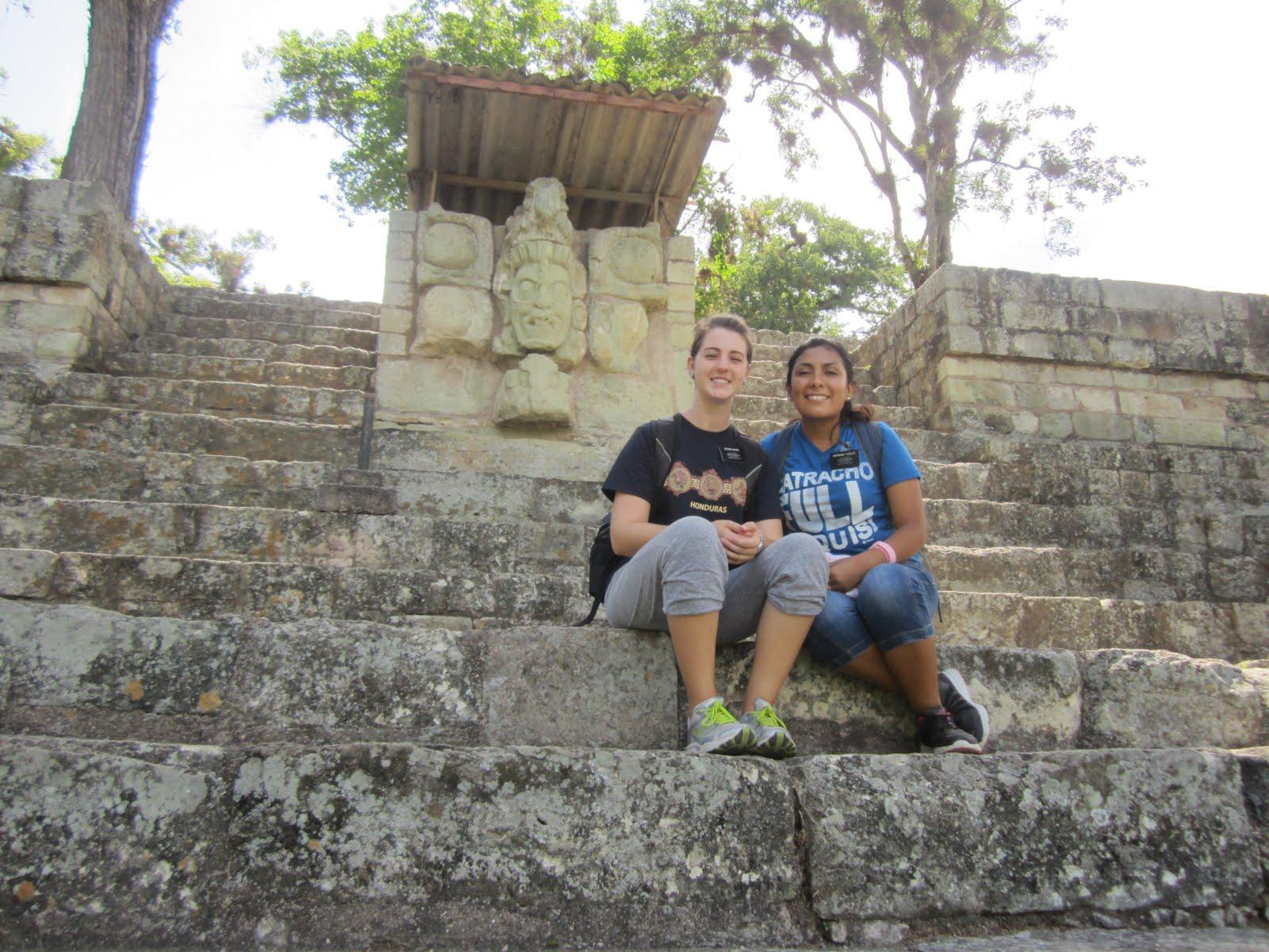 Field Trip!  Copan Ruins
