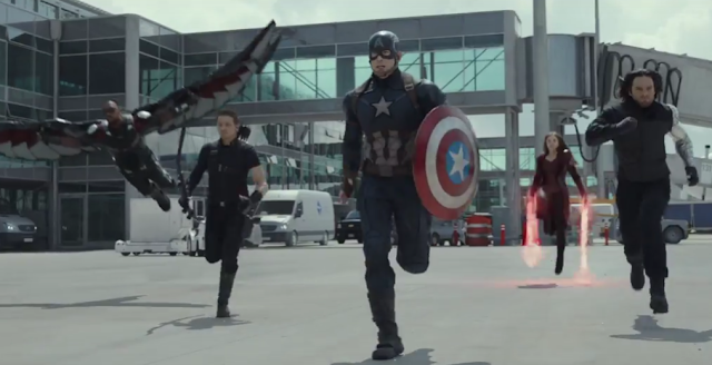 Capitán América Guerra Civil
