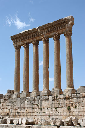 Baalbek & Its Ruined Temples