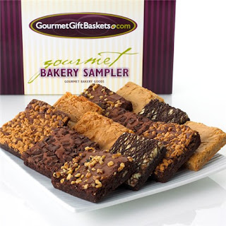 Gourmet Gift Baskets Baked Goods