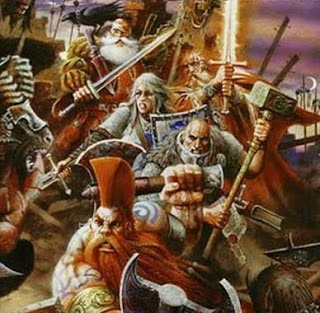 Warhammer Fantasy Allies Rules