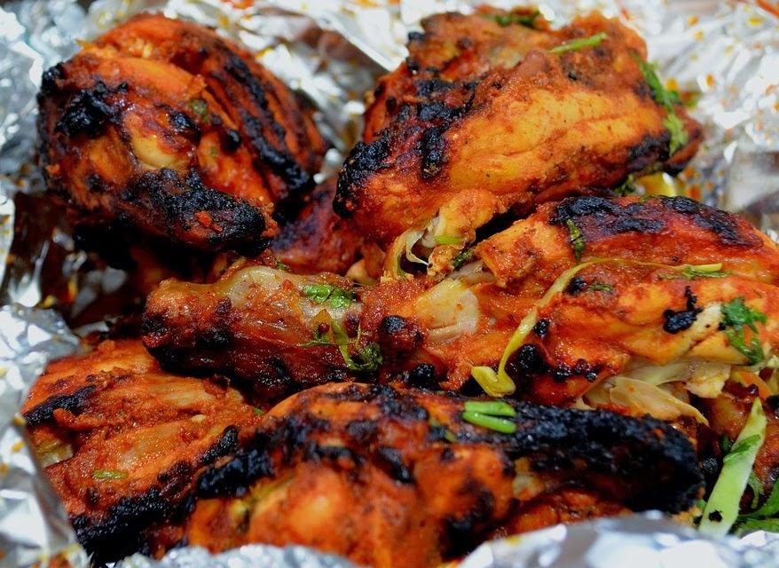 Resep Ayam Asap Pedas