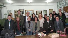 Professors Visita Comenius