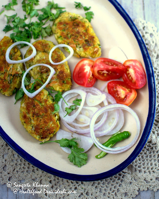 fish cutlets or fish cakes the Indian way