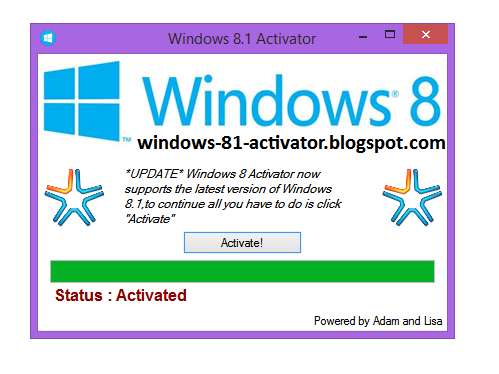 Windows 8 Release Preview Активатор