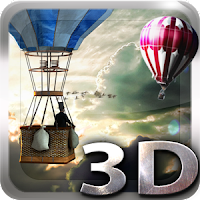 Download Hot Air Balloon 3d Wallpaper Apk