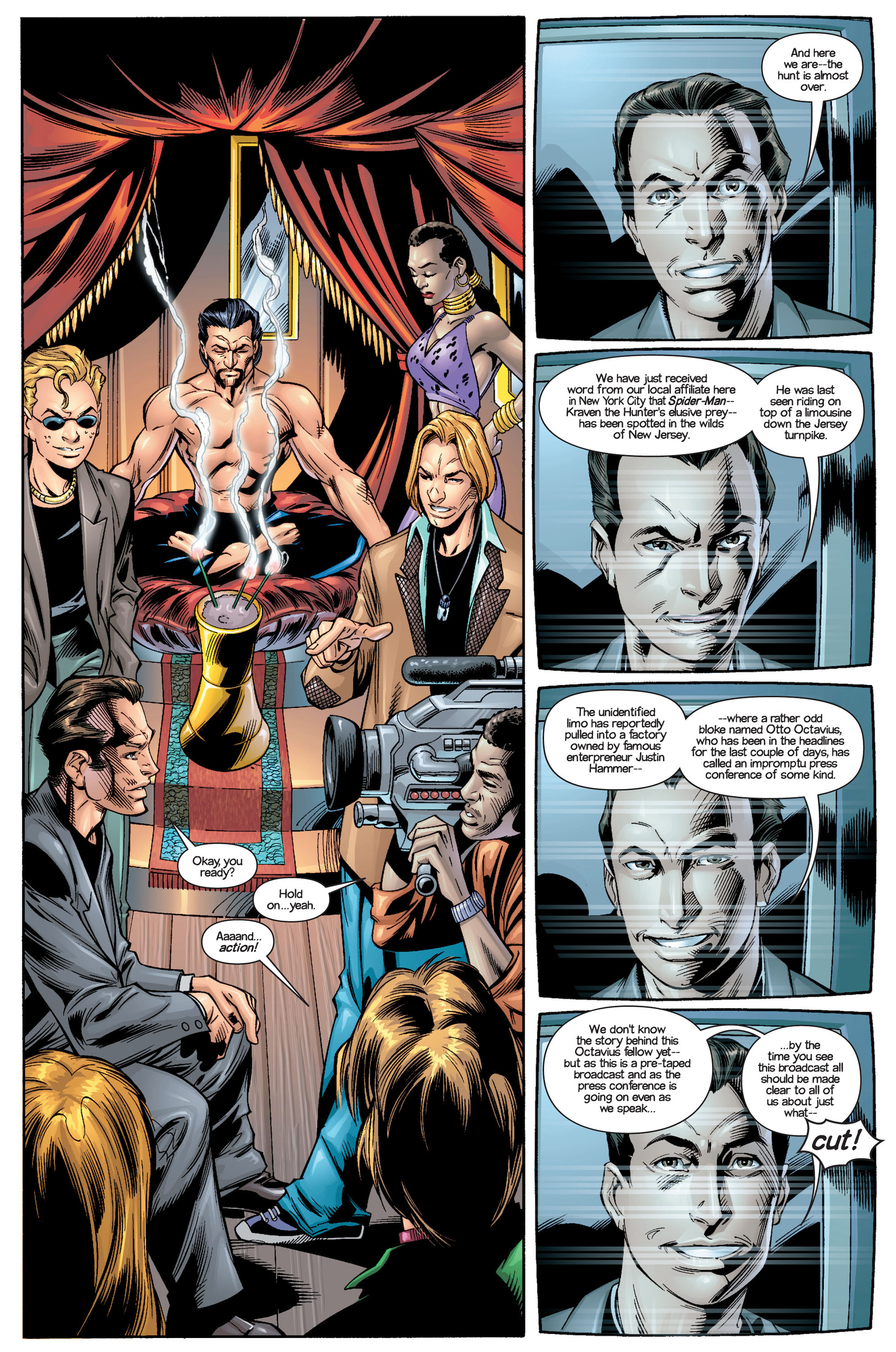 Ultimate Spider-Man (2000) Issue #20 #24 - English 3