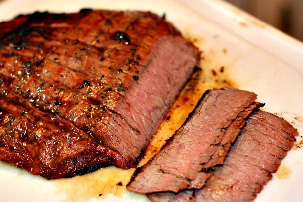 Recipes For Divine Living: Carne Asada