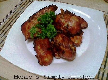 Resep Ayam Goreng Cuka Apel