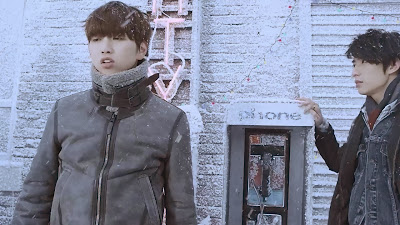 Sandeul B1A4 Lonely