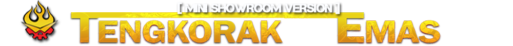 Tengkorak Emas Mini Showroom