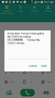 Cara Transfer Pulsa Telkomsel Simpati AS Halo