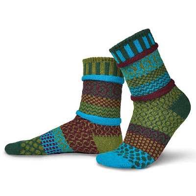 Recycled Cotton Socks - 25 Christmas Gifts Under $25 for Hippie Bohemian Men {Gift Guide for Hippies/Bohemians}