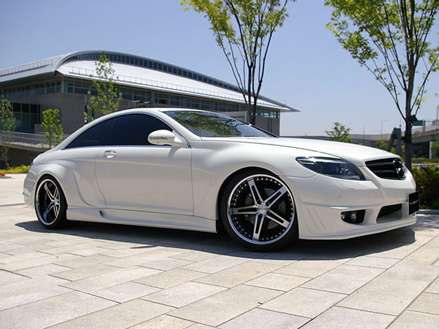 fotos de mercedes tuning: